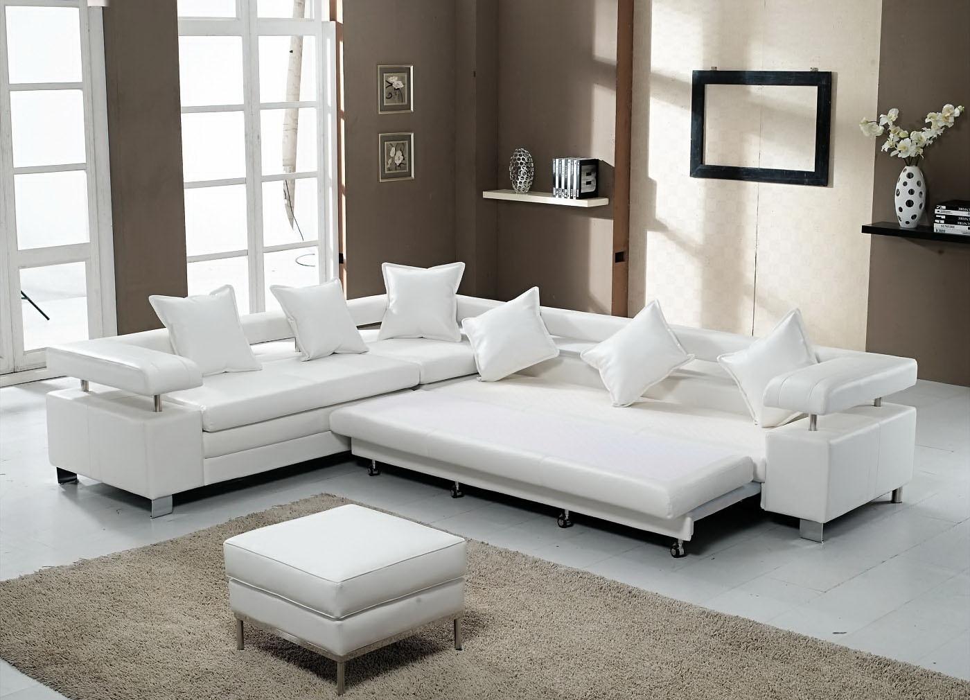 Красивый модульный диван