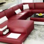 Обзор модульных диванов у которых есть спальное место, предназначенных для гостиной, лучшие варианты