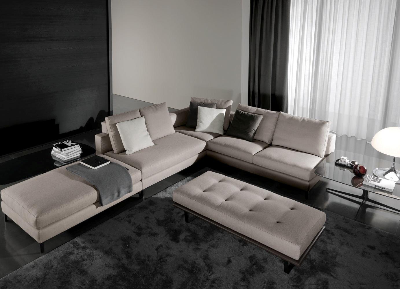 Модульный диван г образный