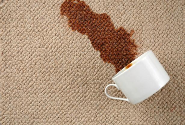 Пятно кофе