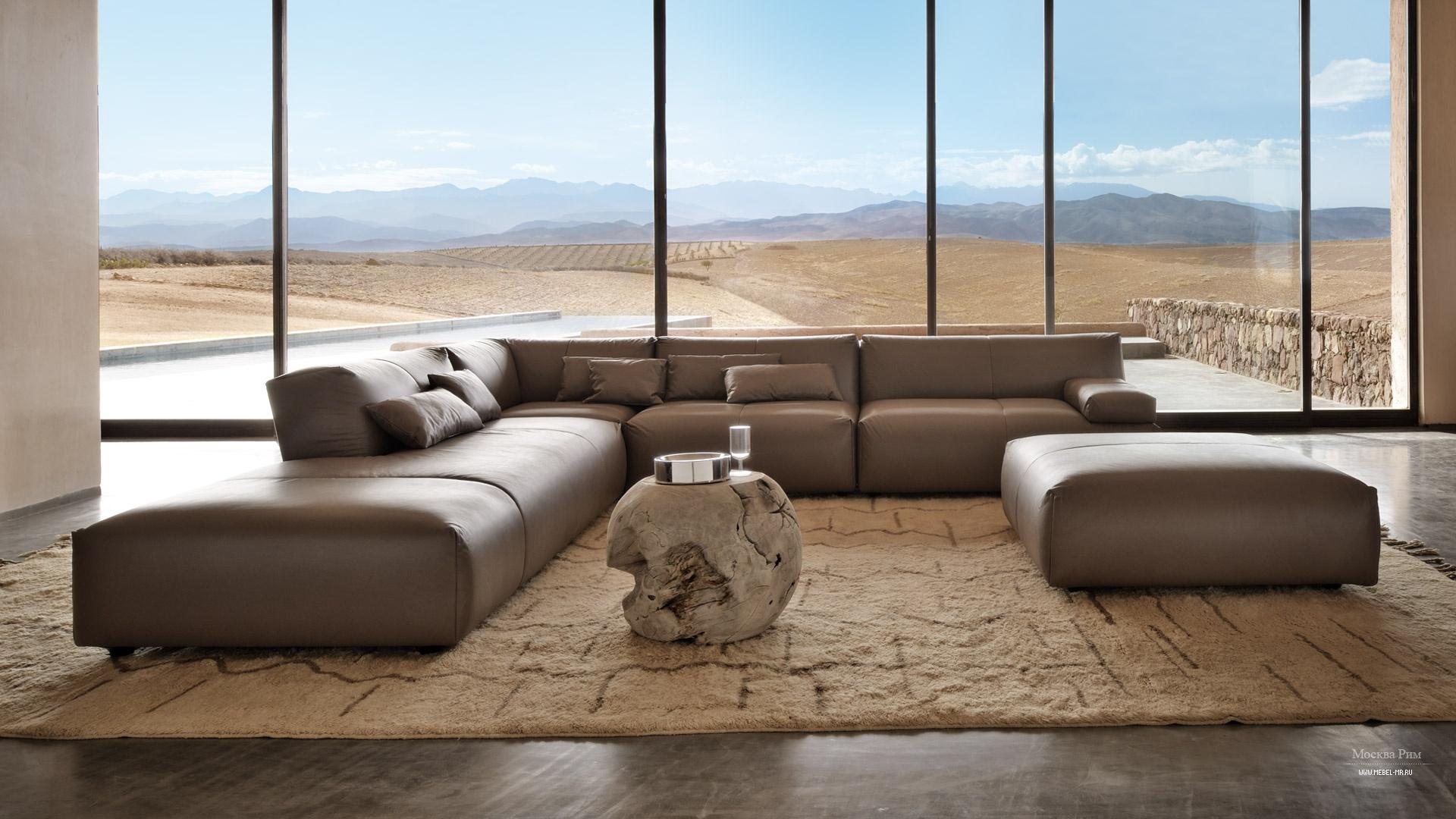 Трансформируемый модульный диван