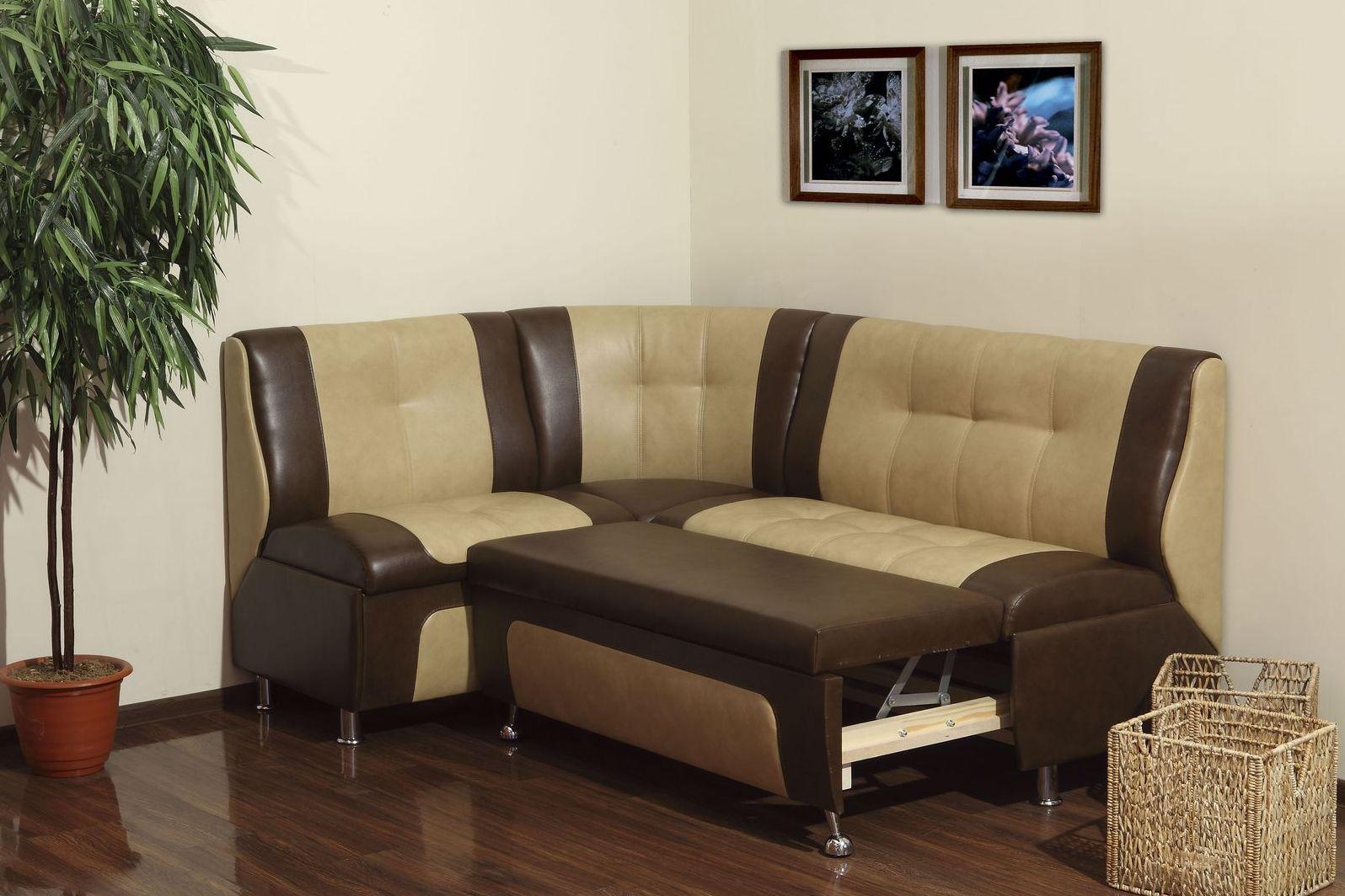 Угловая модель дивана
