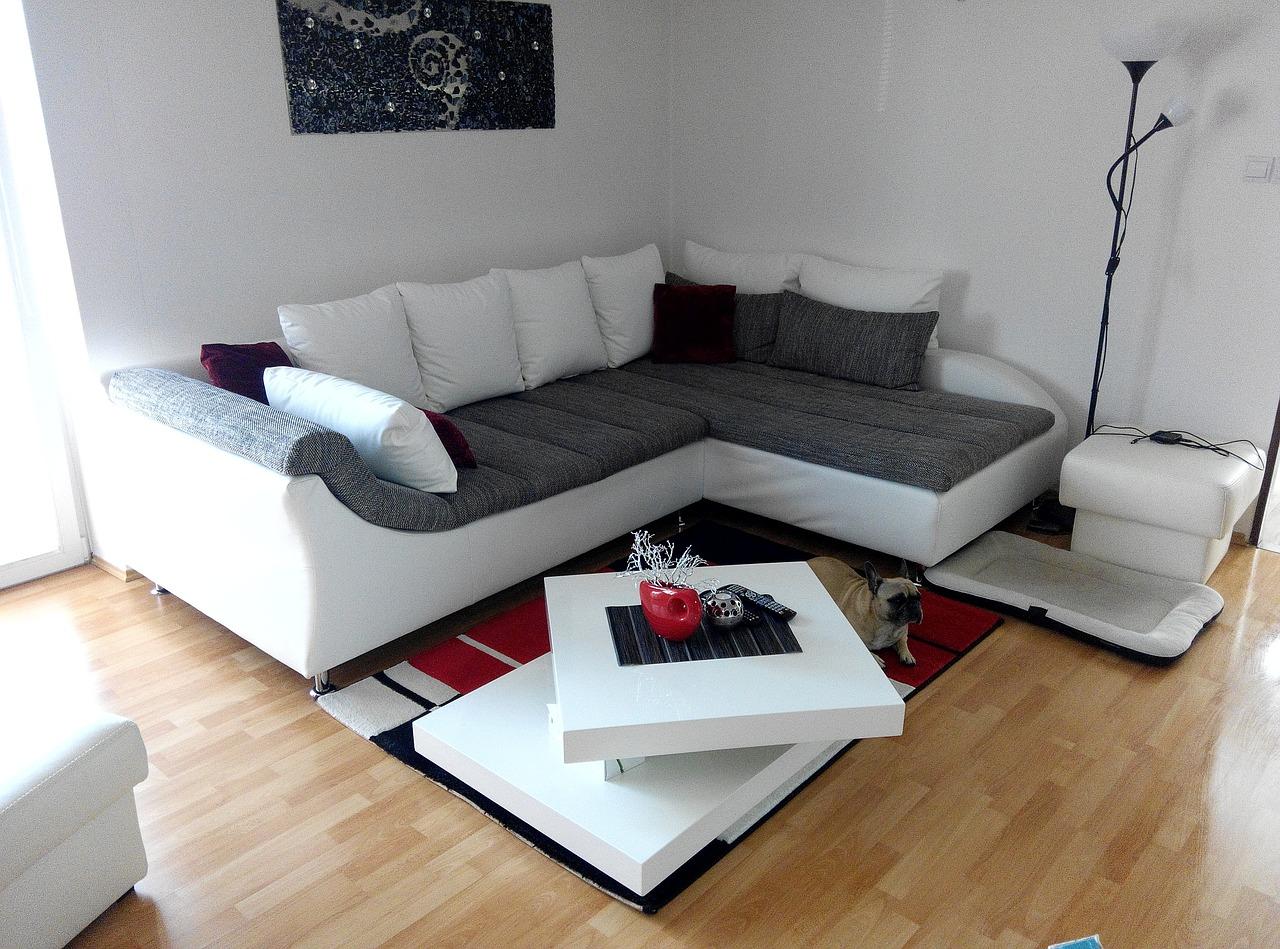 Угловой диван малогабаритный