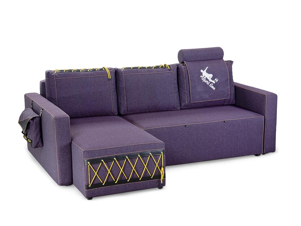 Угловой диван в детскую