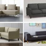 Какими бывают маленькие угловые диваны, фото моделей