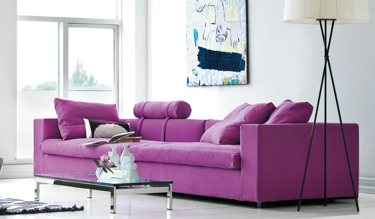 Выбор цвета обивки дивана