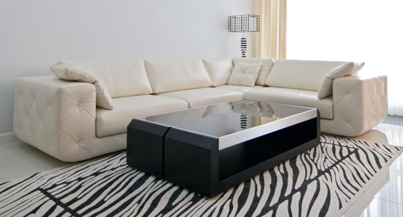Белый диван от Винтер мебель