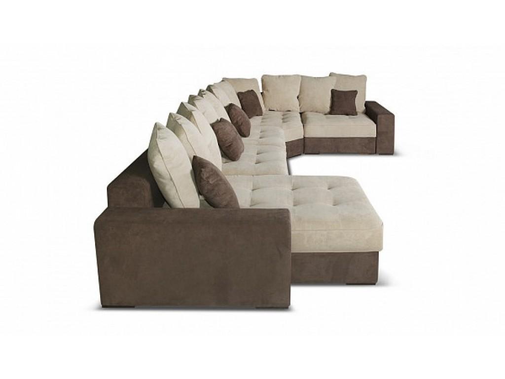 Бежевый диван