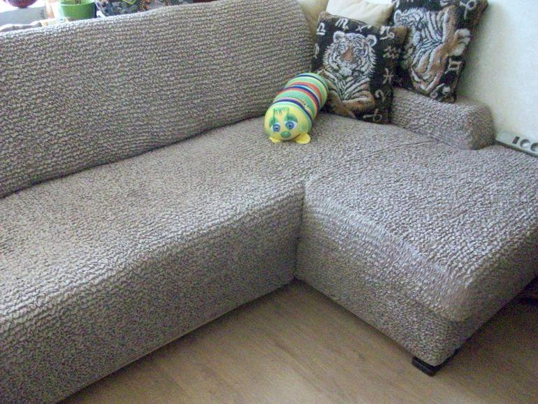 Чехлы для диванов еврочехол
