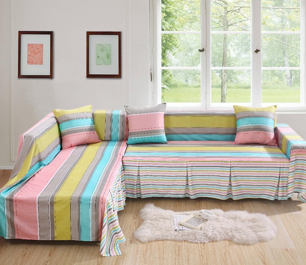 Чехлы на диван - эстетично, практично и функционально
