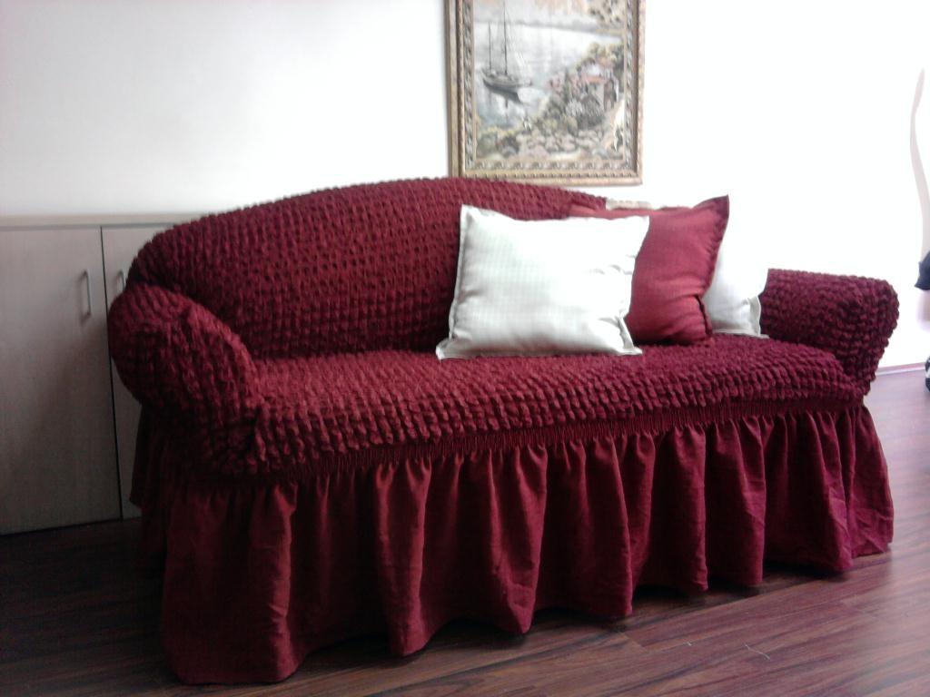 Чехол на диван жатка