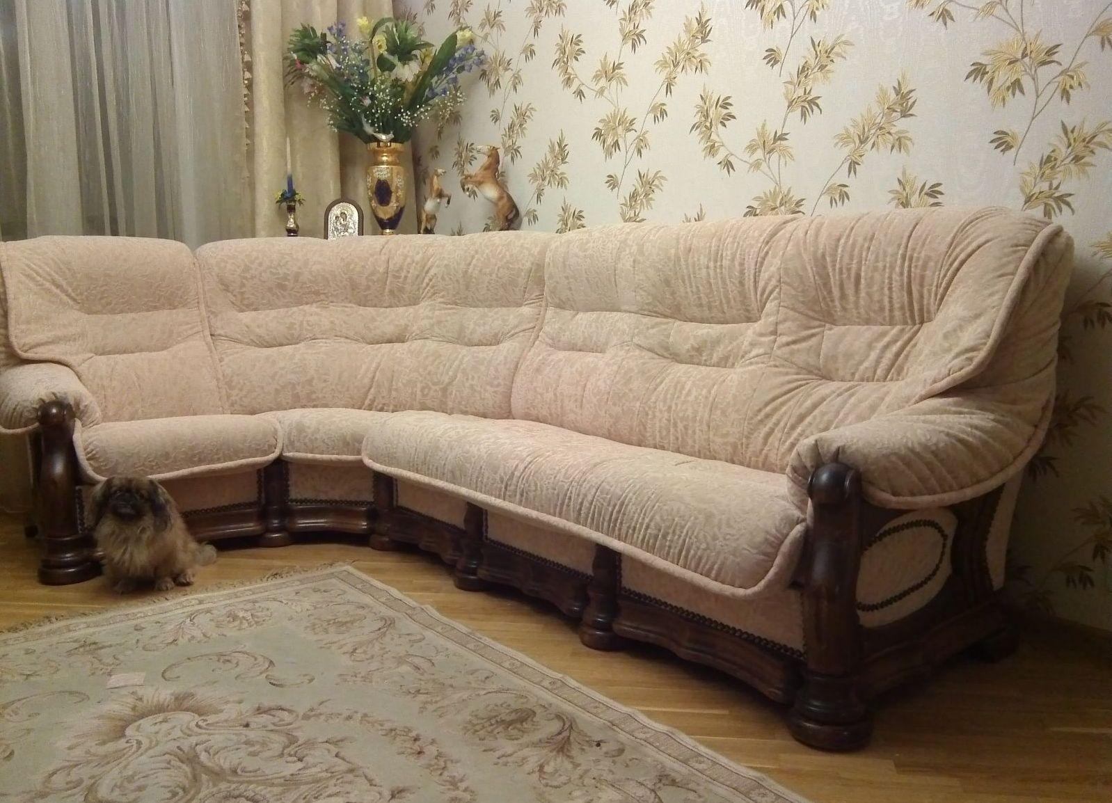 Сшить чехол на угловой диван с полкой фото 605