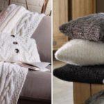 Красивая подушка на диван, лучшие модели
