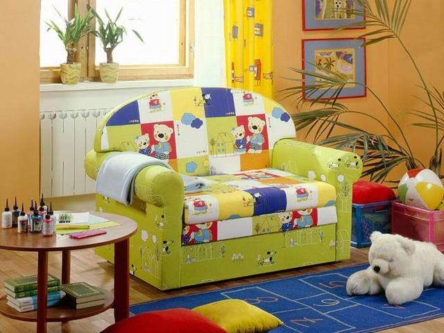 Детская модель дивана