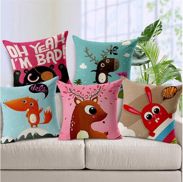 Детская серия подушек