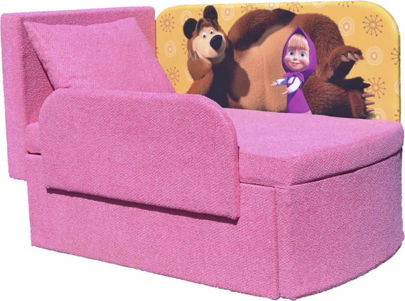 Детский диван с любимыми героями