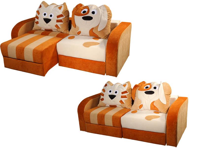 диван с бортиком