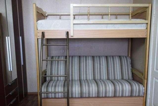 Диван с кроватью