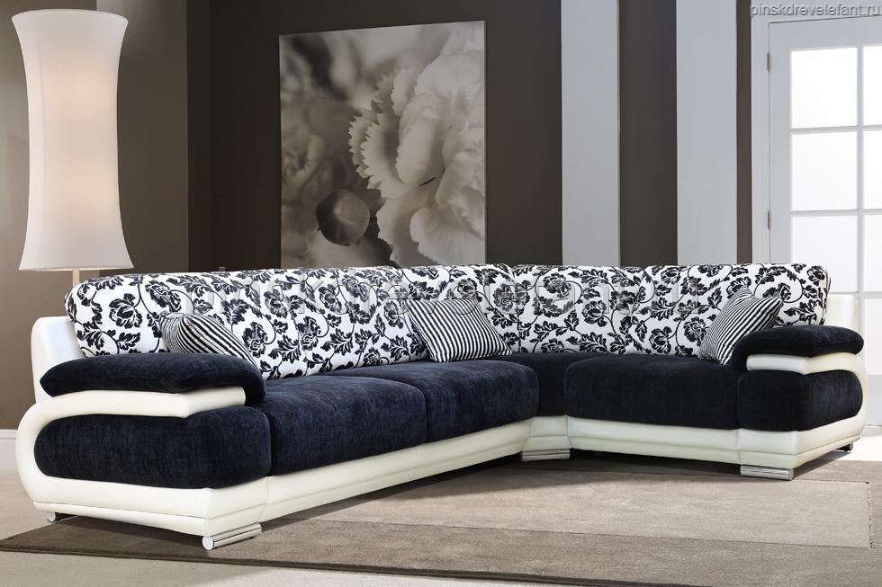 Дизайнерская модель дивана