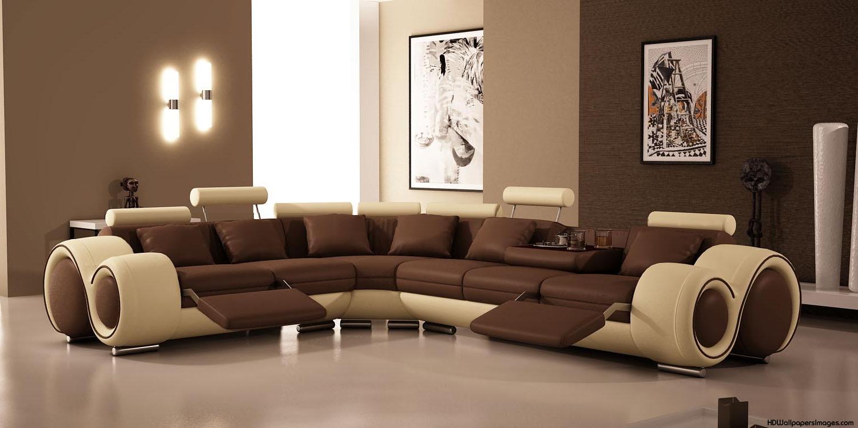 Дизайнерский угловой диван