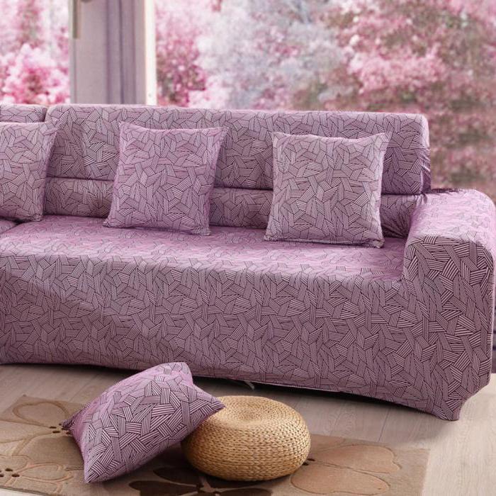 Еврочехол для дивана - как выбрать нужный размер