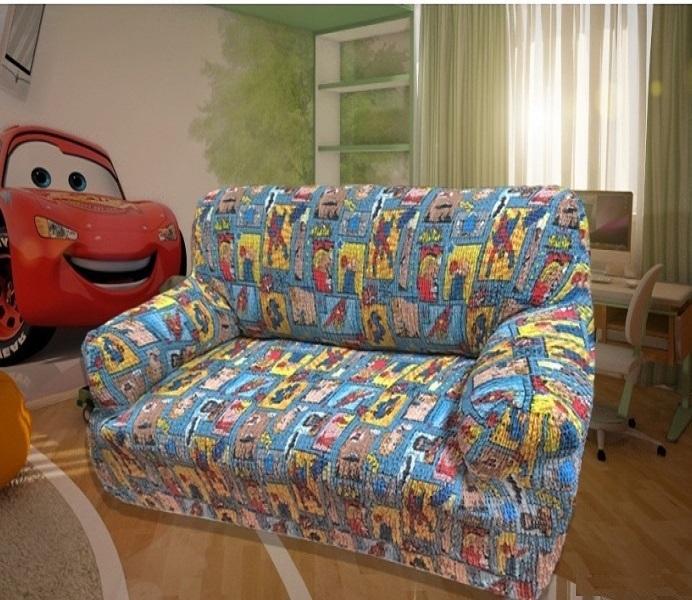 Еврочехол для дивана в детской