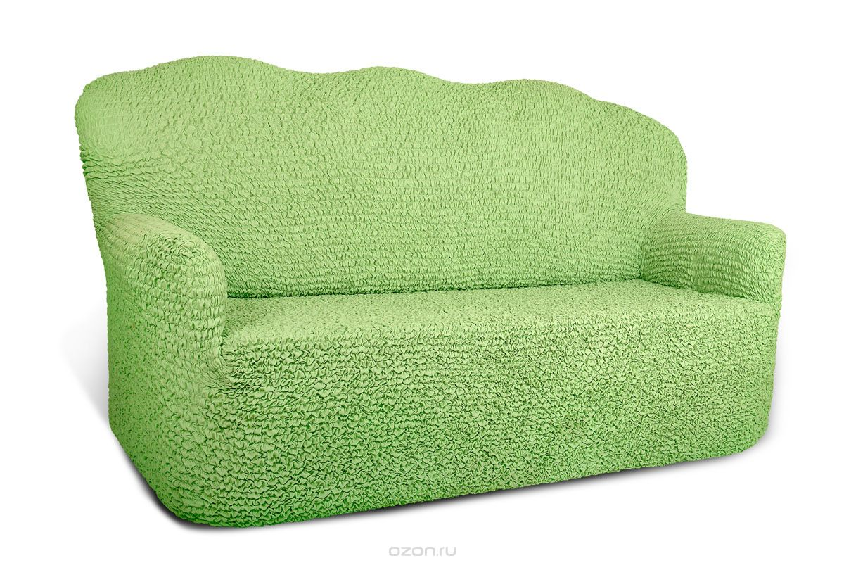 Еврочехол в зеленом цвете