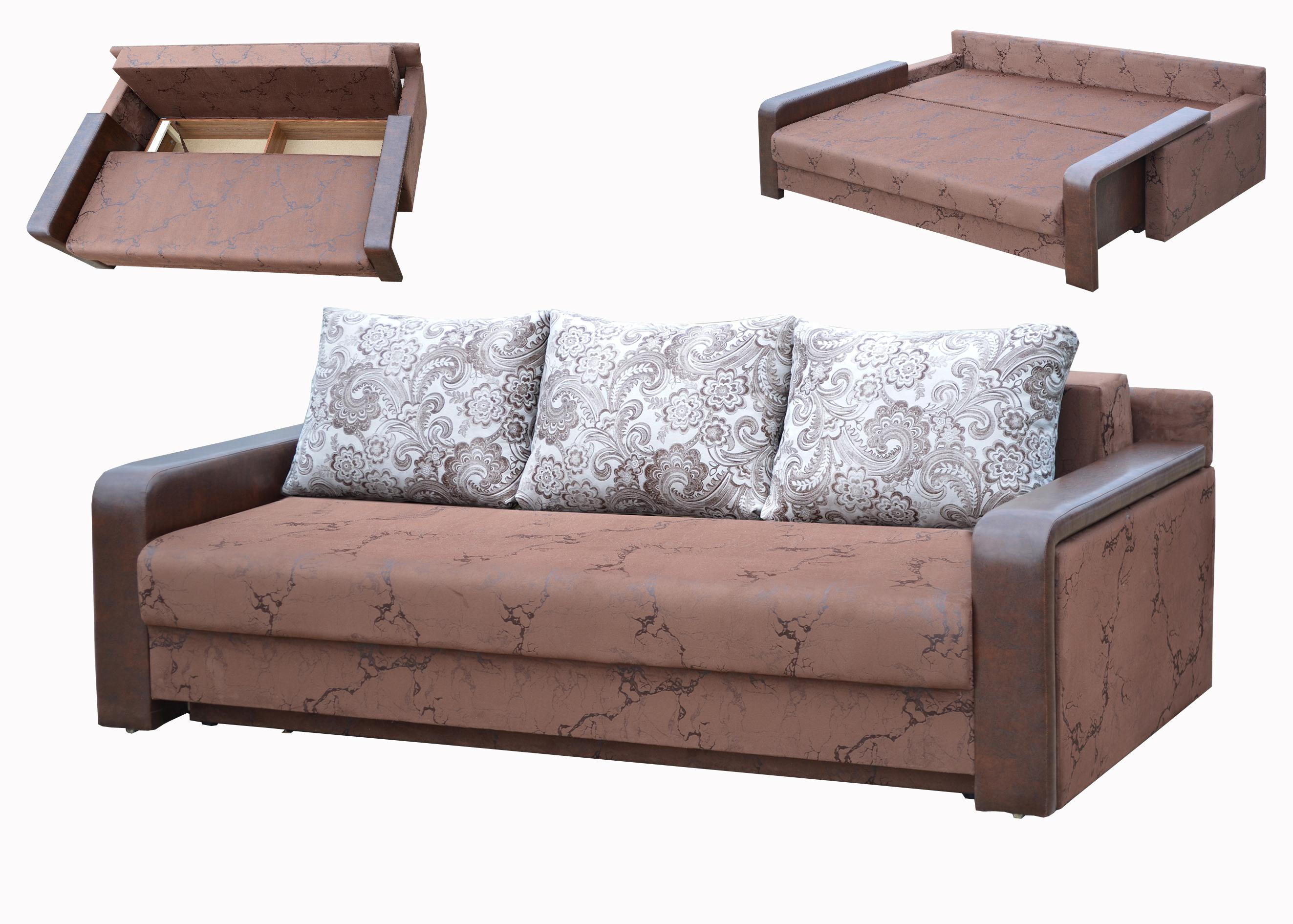 Как разложить диван еврокнижка