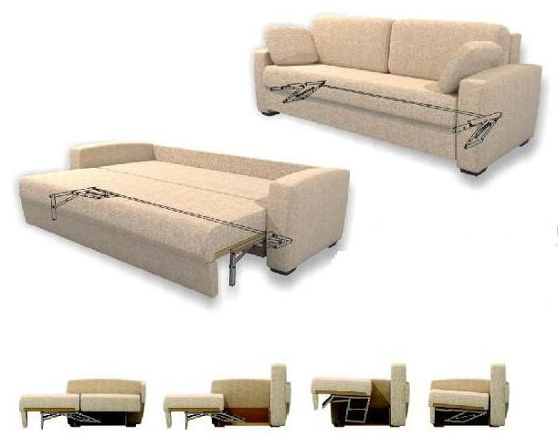 Как выглядит диван тик так