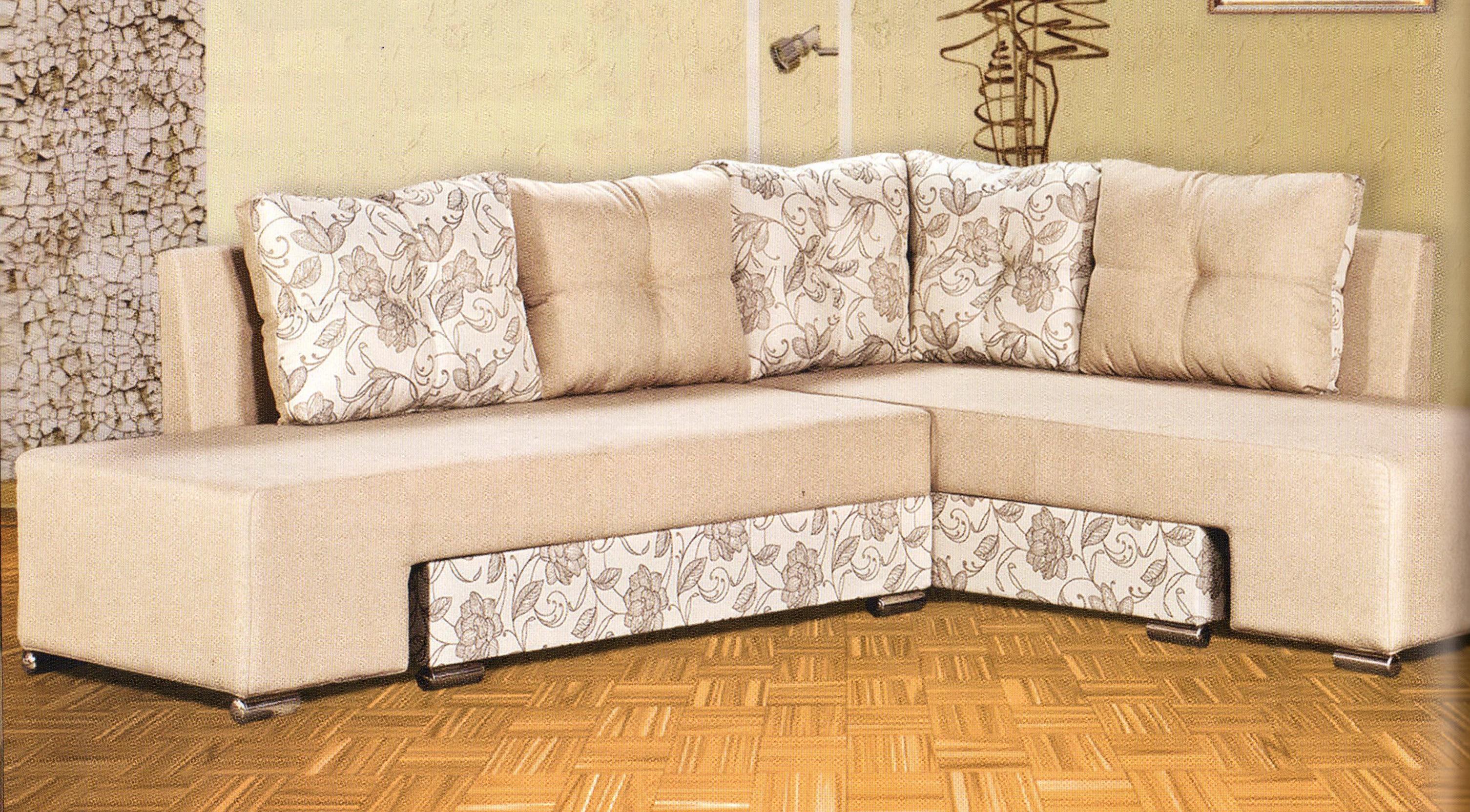 Классический угловой диван