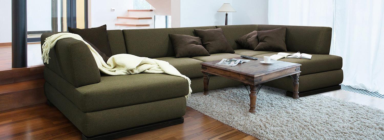 Конфигурация дивана
