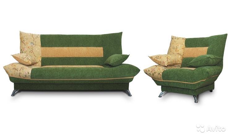 Комплект мебельной фабрики Аврора
