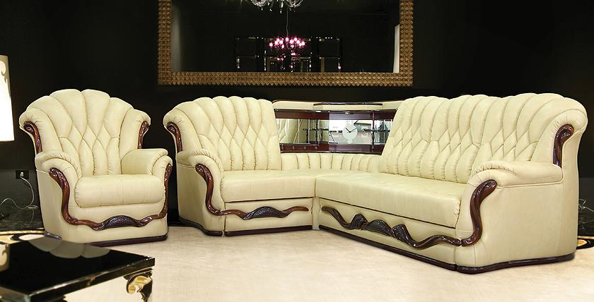 Кожаная мебель Андреа