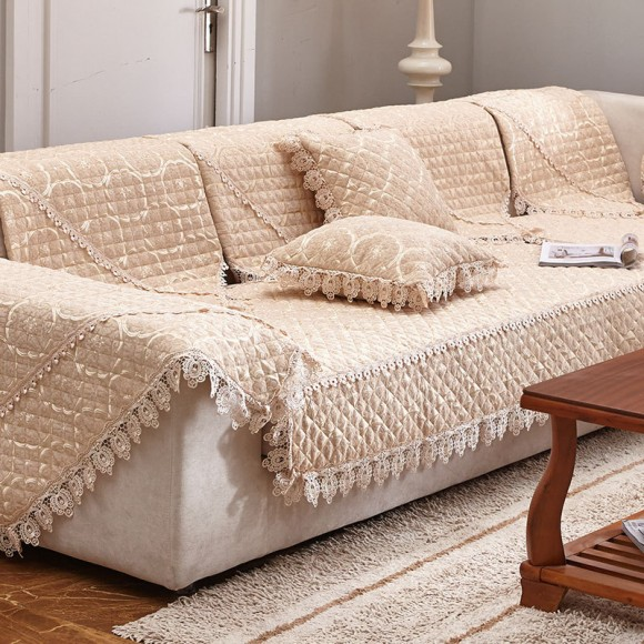 for Luxurious loose covered sofas ideas