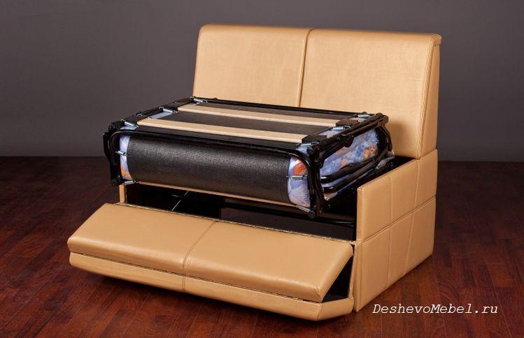 Кухонный диван с раскладушкой