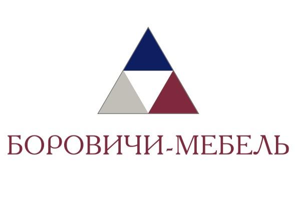 Логотип Боровичи-мебель