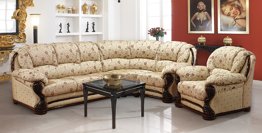 Мягкая мебель Андреа