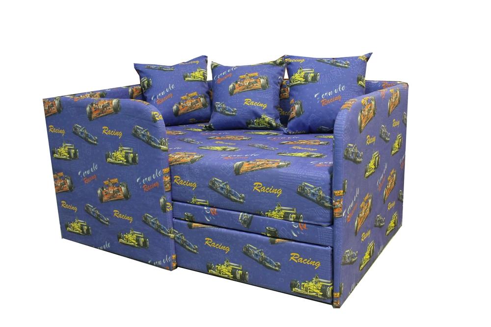 Небольшой диван для мальчика