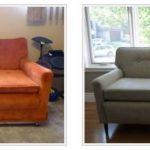 Особенности осуществления обшивки диванов с пояснениями