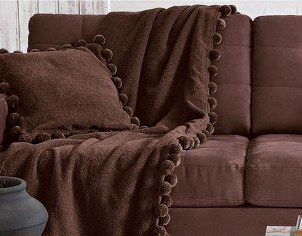Плед для защиты мебели от пыли