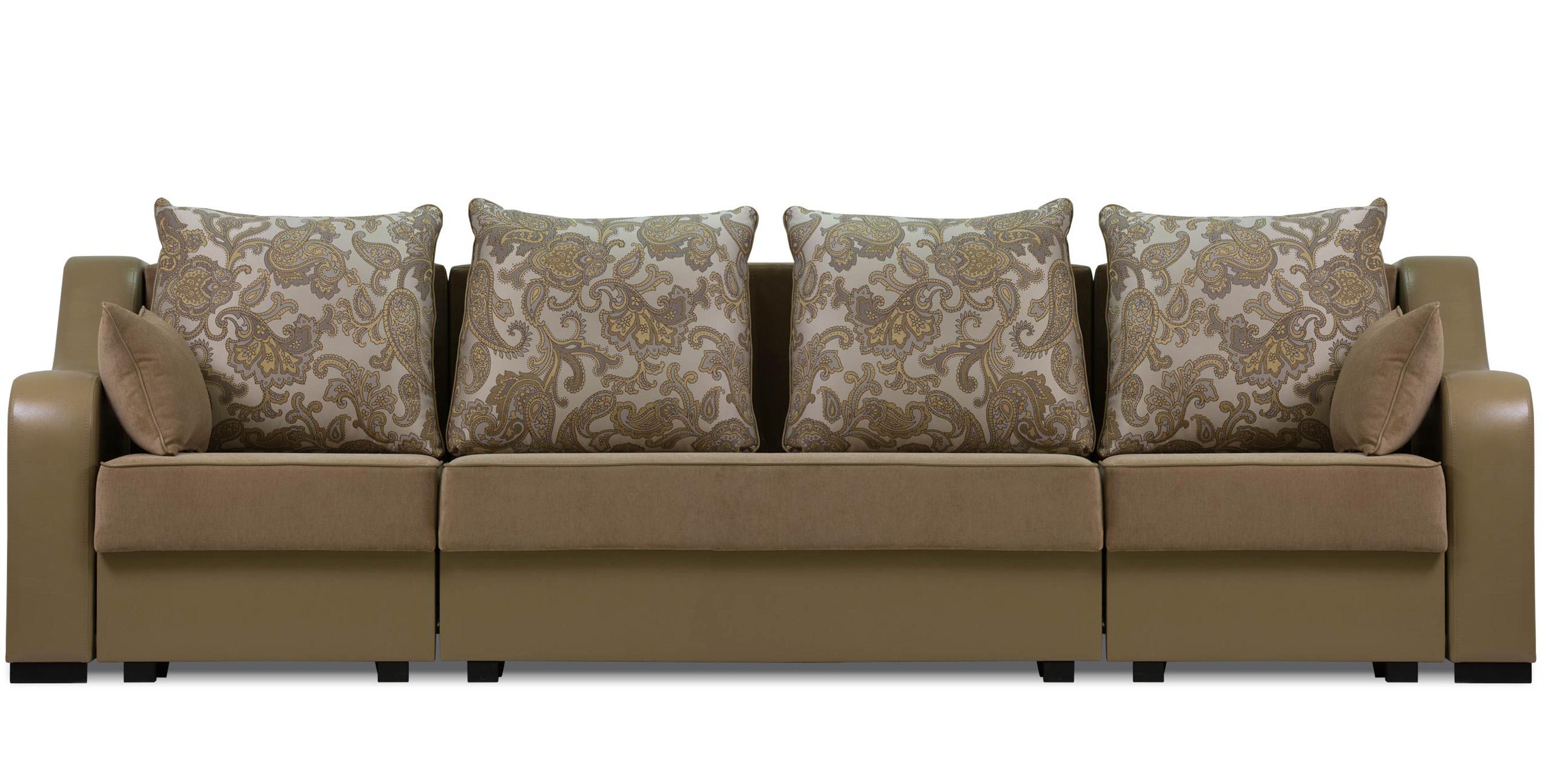 Прямой диван трансформер