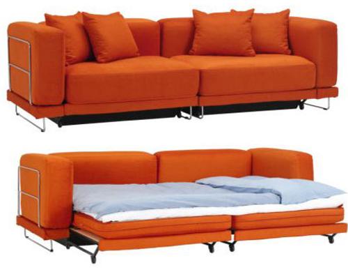 Раскладной диван Икеа