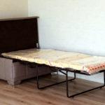 Варианты маленьких диванов для кухни имеющих спальное место, их обзор