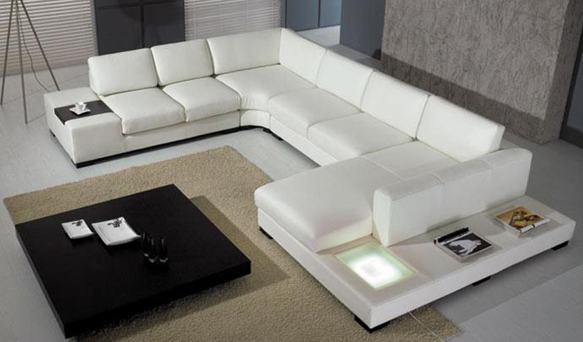 Разносторонний диван