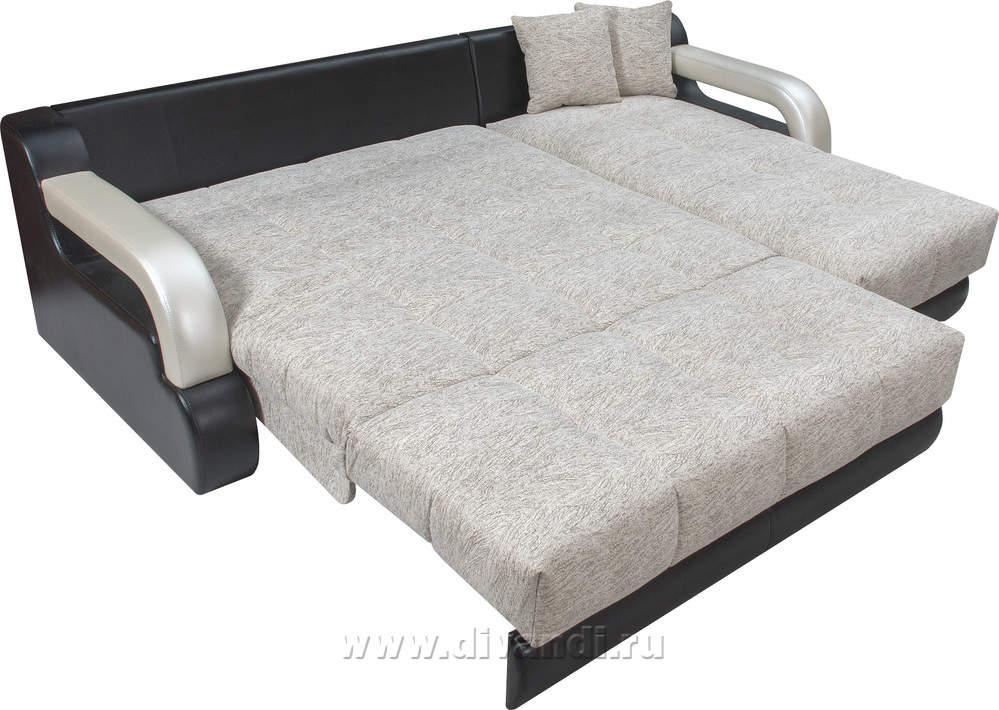 Серая модель дивана