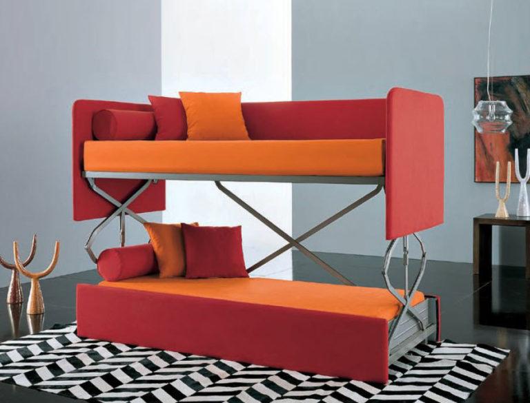 Стильный диван трансформер