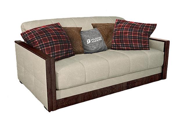 Стильный диван в гостиную