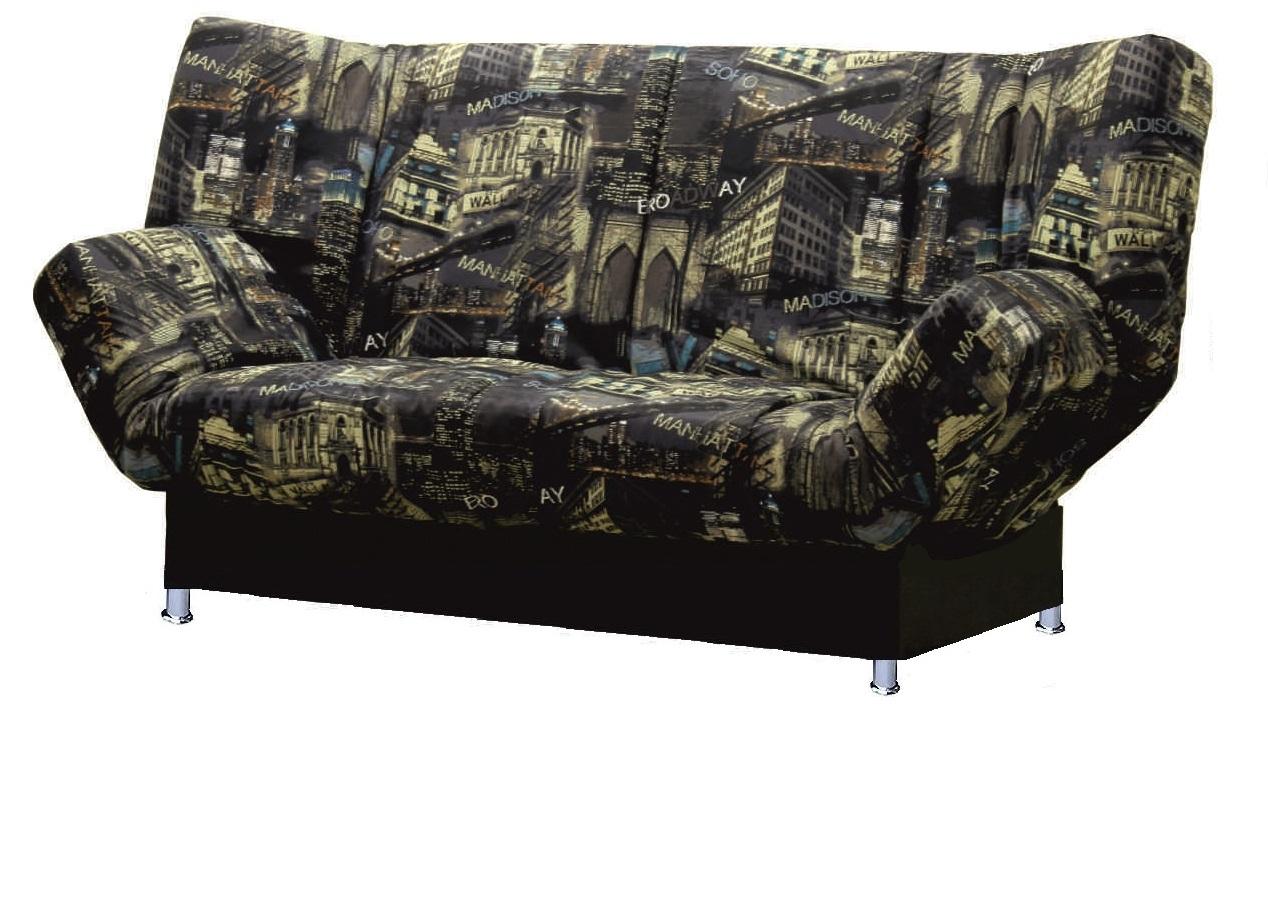 Темный диван