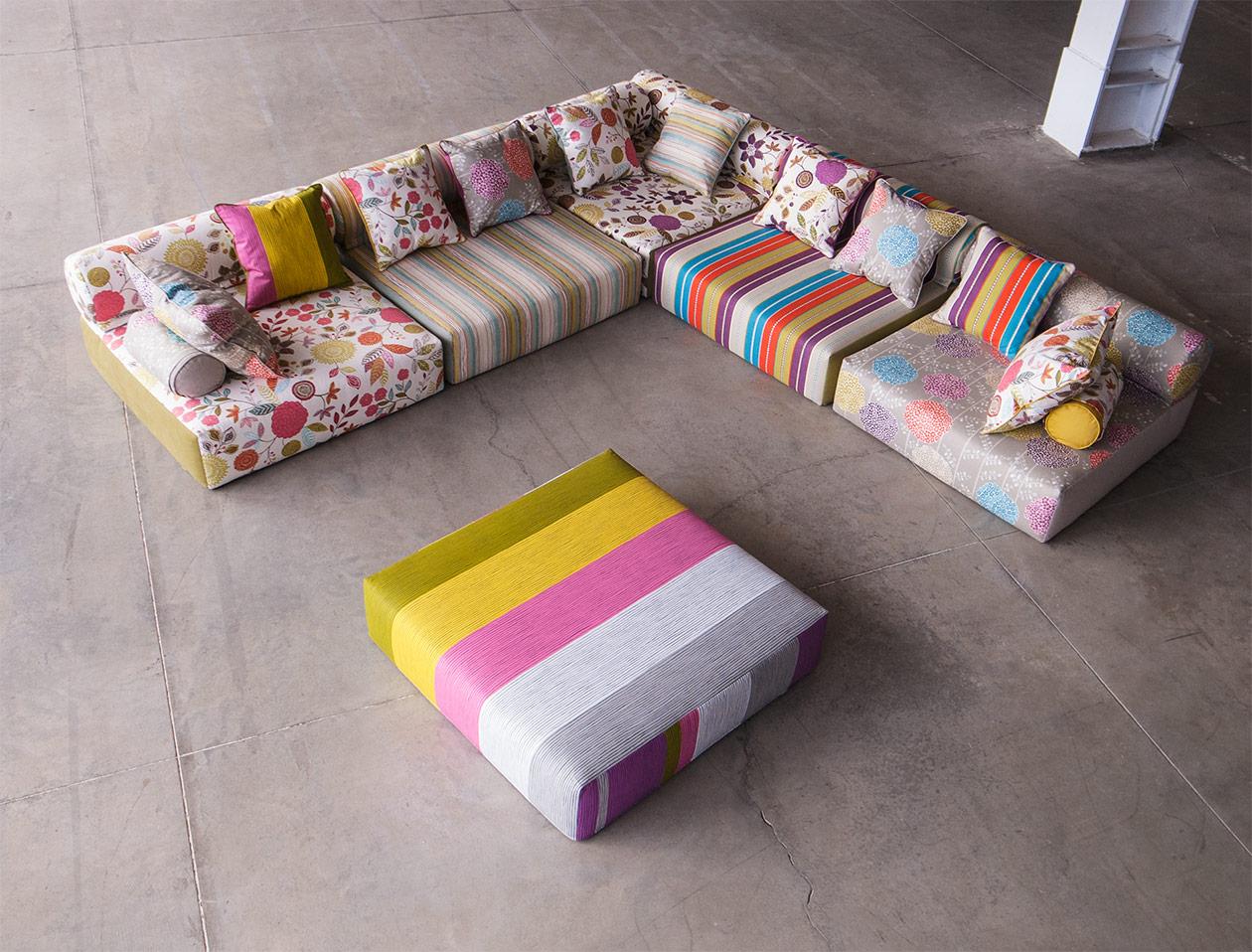 Трансформируемый диван