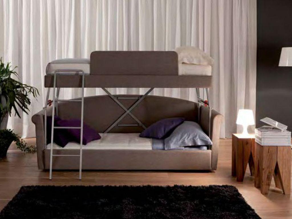 Удобство раскладного дивана кровати